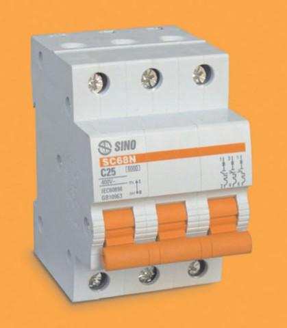 MCB -3 P0LE SC68N/C3010-3040