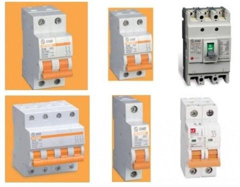 MCB -2 P0LE 10KA SC68N/C2010 -C2025