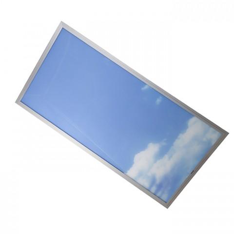 Đèn LED Panel Mây trời 600x1200 75W dự án