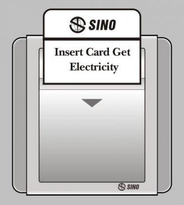 Công tắc dùng thẻ từ 16A SINO S66G/501